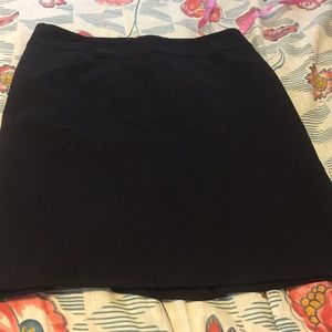 Ann Taylor 12 petite skirt fully lined